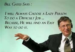 best person for difficult job