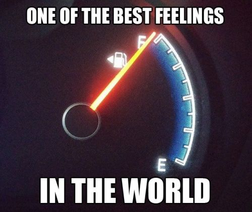 One of the proud feelings in the world