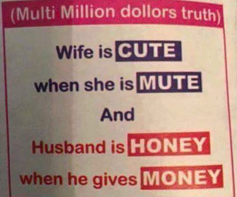 Multi million dollar truth