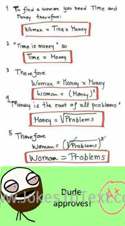 women maths