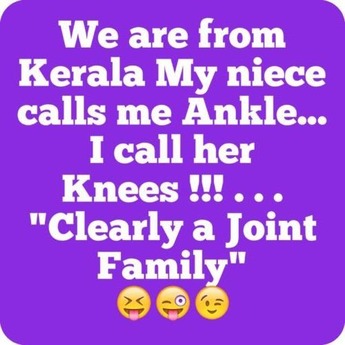 What is Joint family